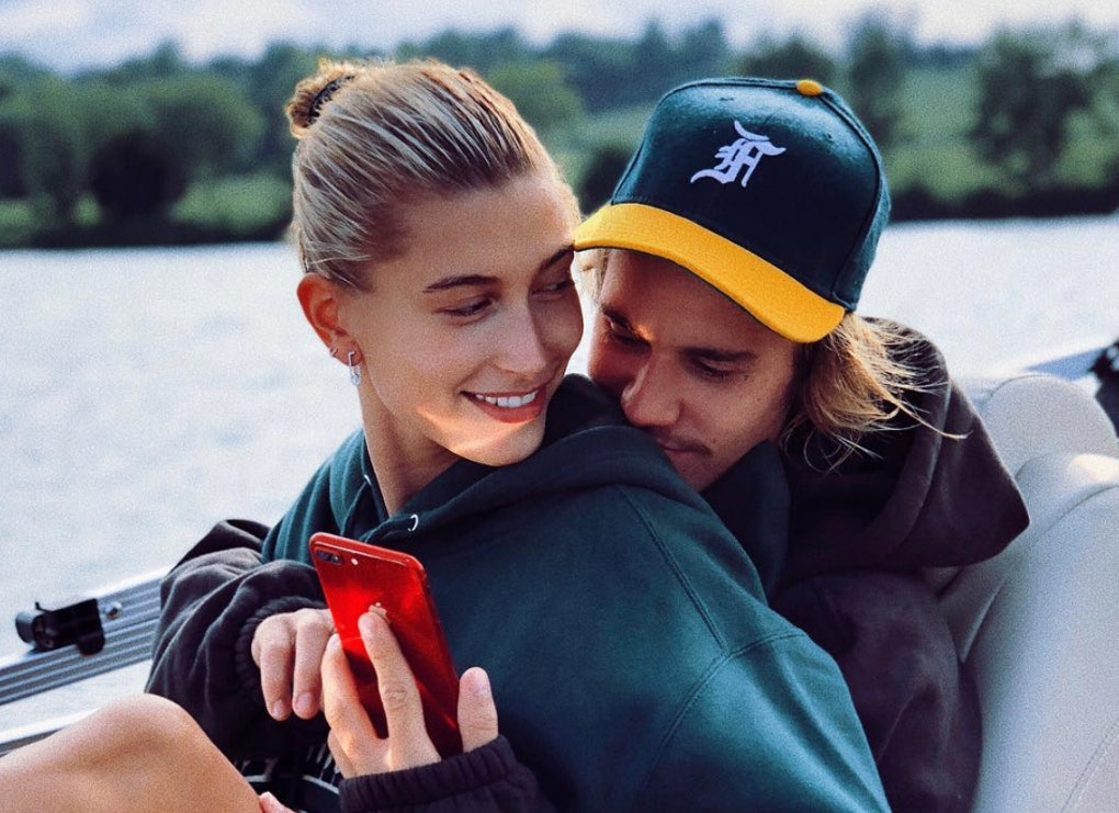 This Close Up Of Hailey Baldwin S Engagement Ring Might Make You Faint