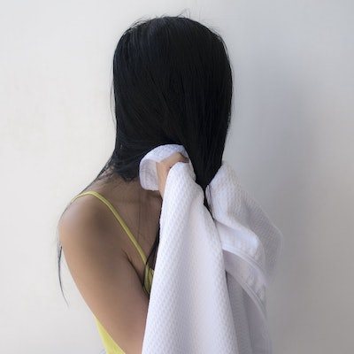 Desired Body Microfiber Hair Towel