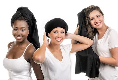 Ultimate T-shirt Hair Towel