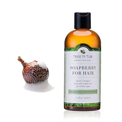 Tree to Tub Organic Soapberry Shampoo (8.5 Fl. Oz.)