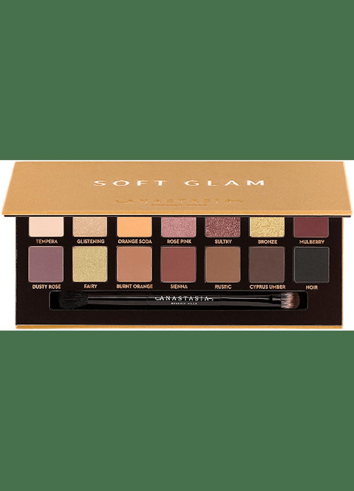 Soft Glam Eyeshadow Palette
