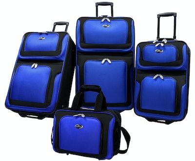 U.S. Traveler New Yorker Luggage Set