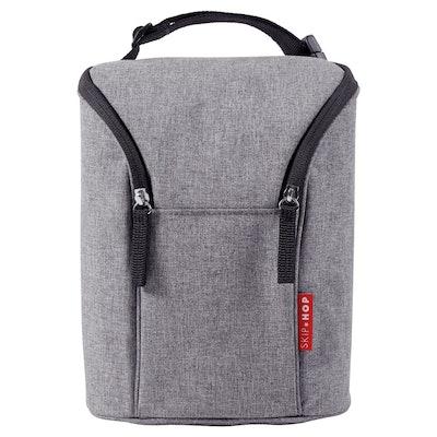 Skip Hop Grab & Go Double Bottle Insulated Bag