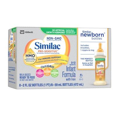 Similac Premixed Newborn Bottles