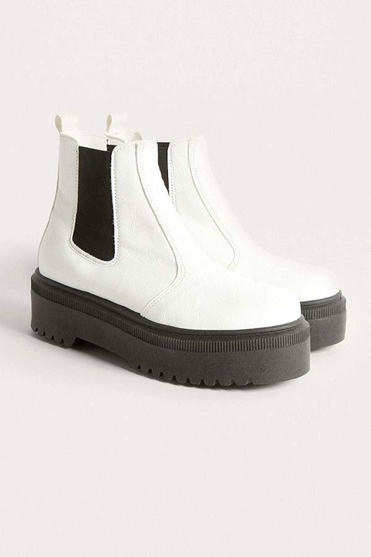 UO Brody Platform Chelsea Boot