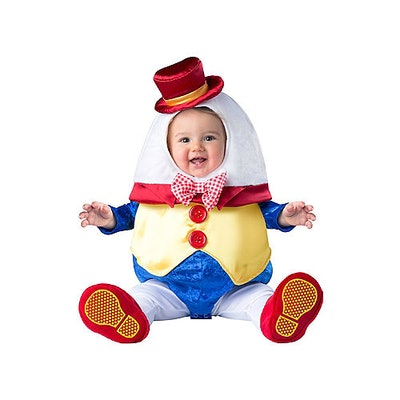 Humpty Dumpty Baby