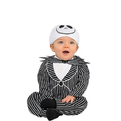 Baby Jack Skellington Costume