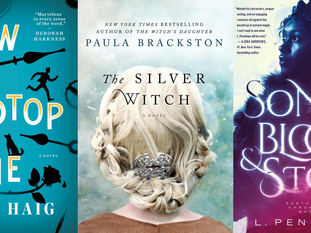 5 Romantic Fantasy Novels To Distract You From The News This Weekend