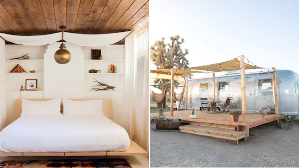 7 Joshua Tree Airbnbs For A Cozy Weekend In The Desert With Your Day