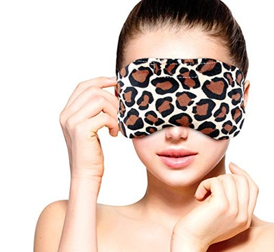 Heated Microwavable Eye Mask By FOMI Care