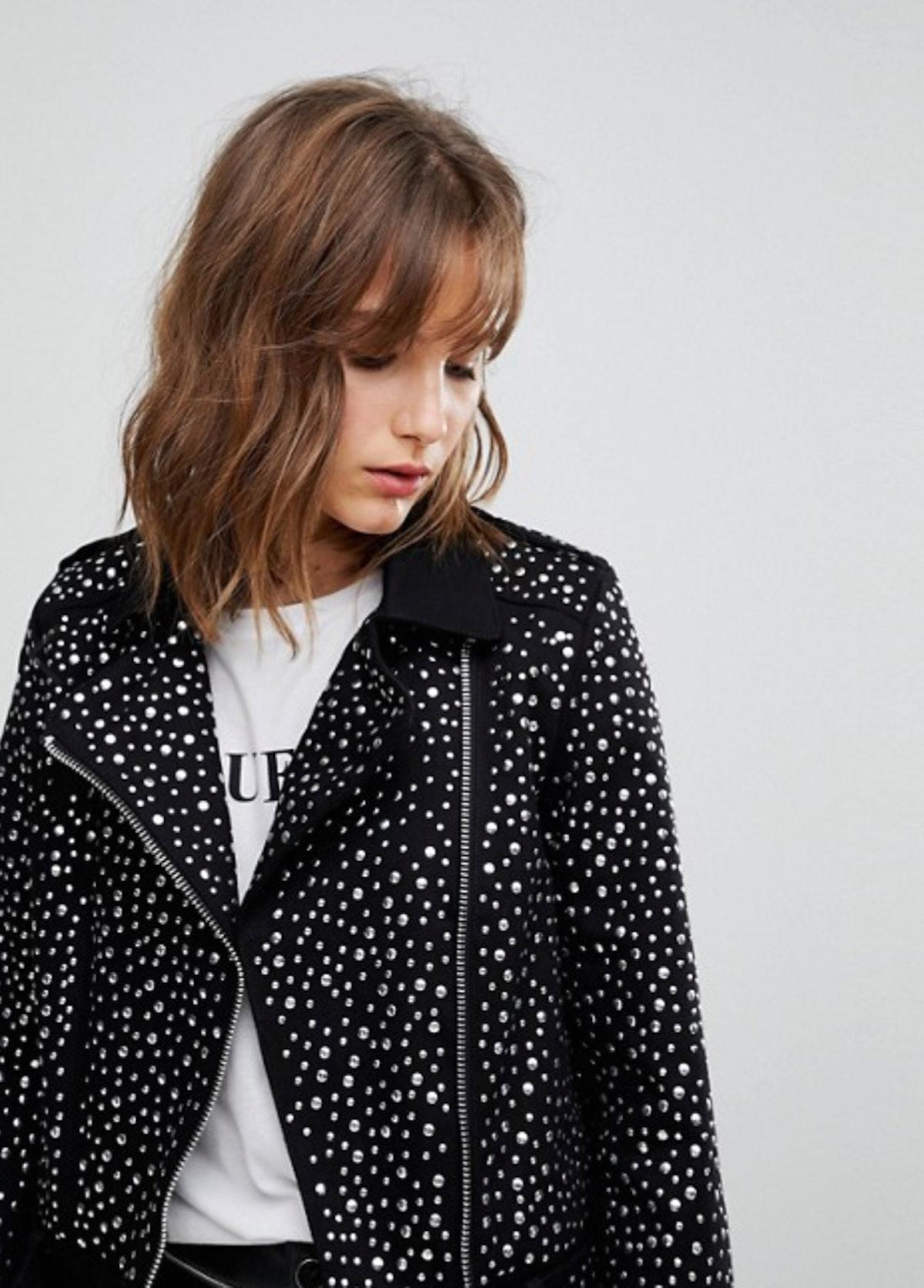 ASOS Studded Jacket
