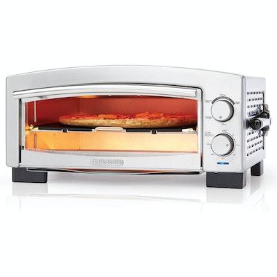 BLACK+DECKER 5-Minute Pizza Oven, Snack Maker