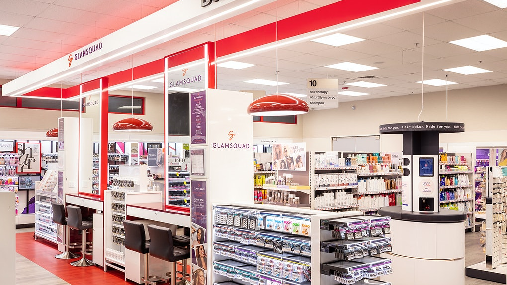 25c28e0fc9 CVS' New BeautyIRL Shops Finally Let You Try On Makeup In-Store