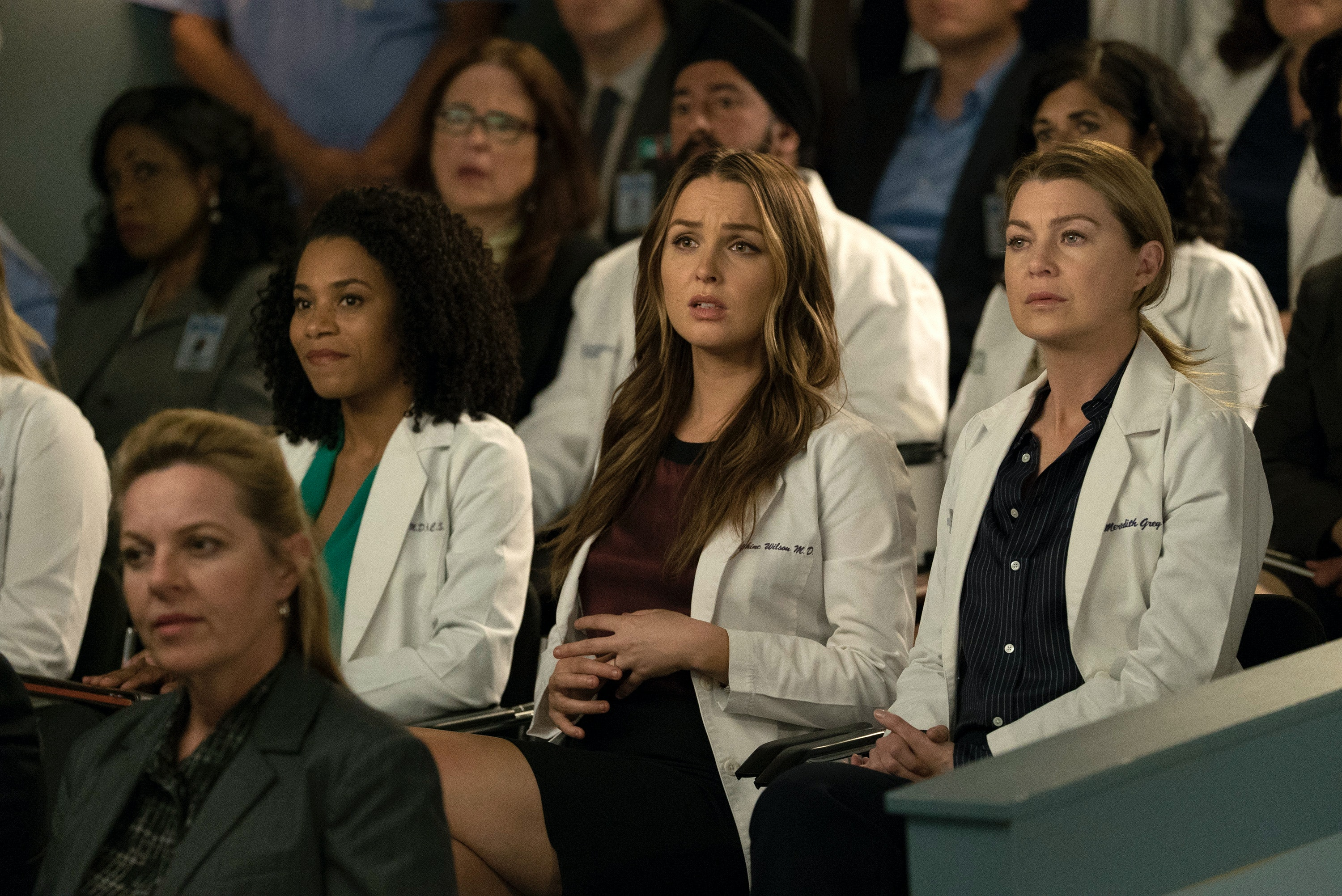 The Greys Anatomy Season 15 Premiere Will Be 2 Hours Long So Get
