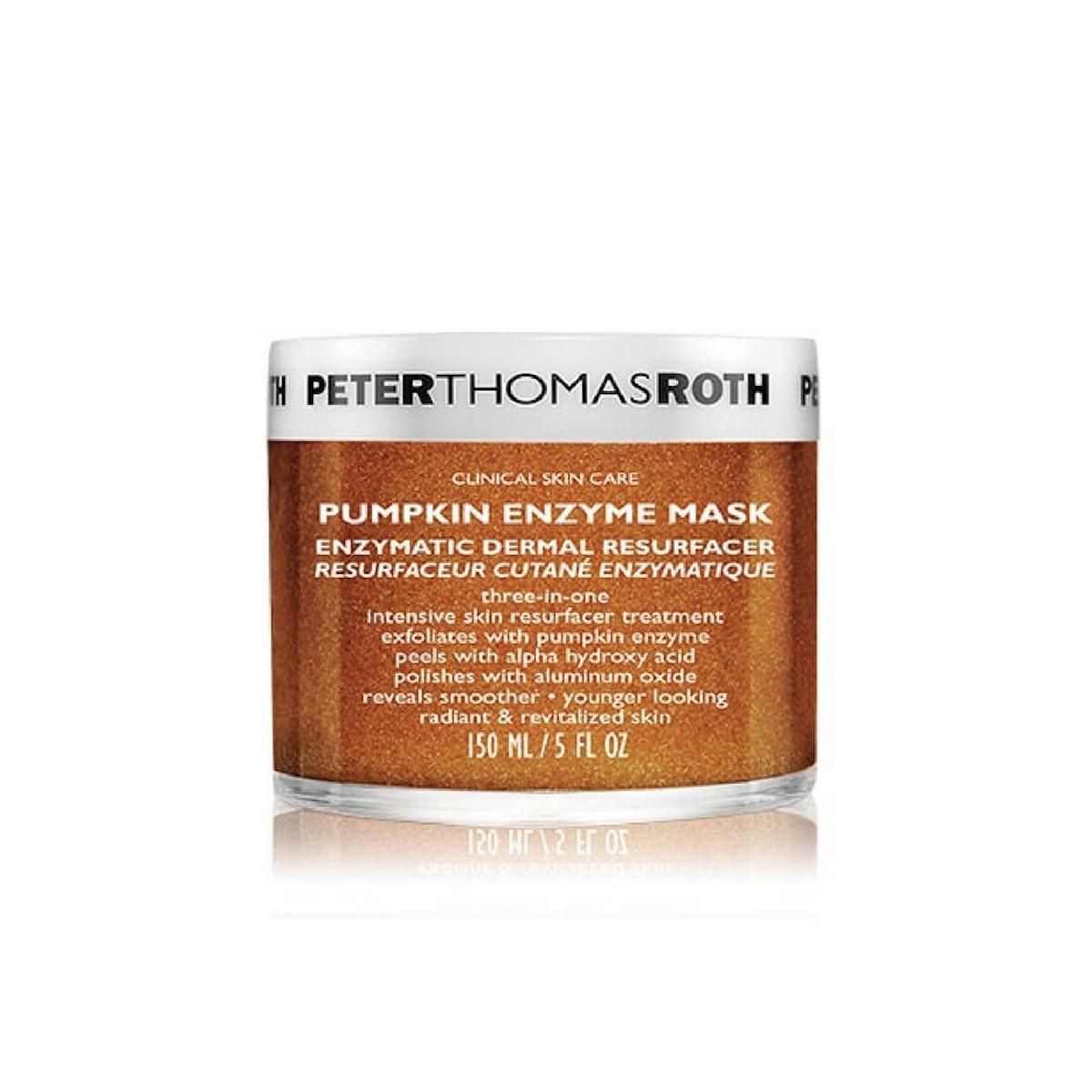Pumpkin Enzyme Mask Enzymatic Dermal Resurfacer