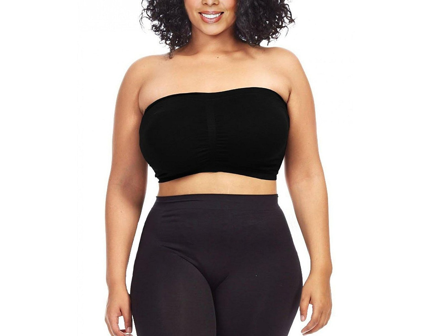 4e0729529af The 11 Best Plus Size Strapless Bras