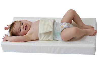 PooPoose Wiggle-Free Diaper Changing Pad