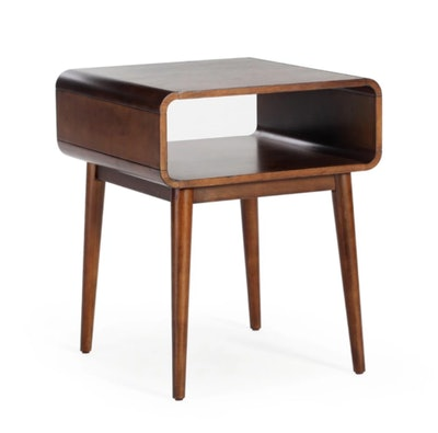 Carter Mid Century Modern Side Table