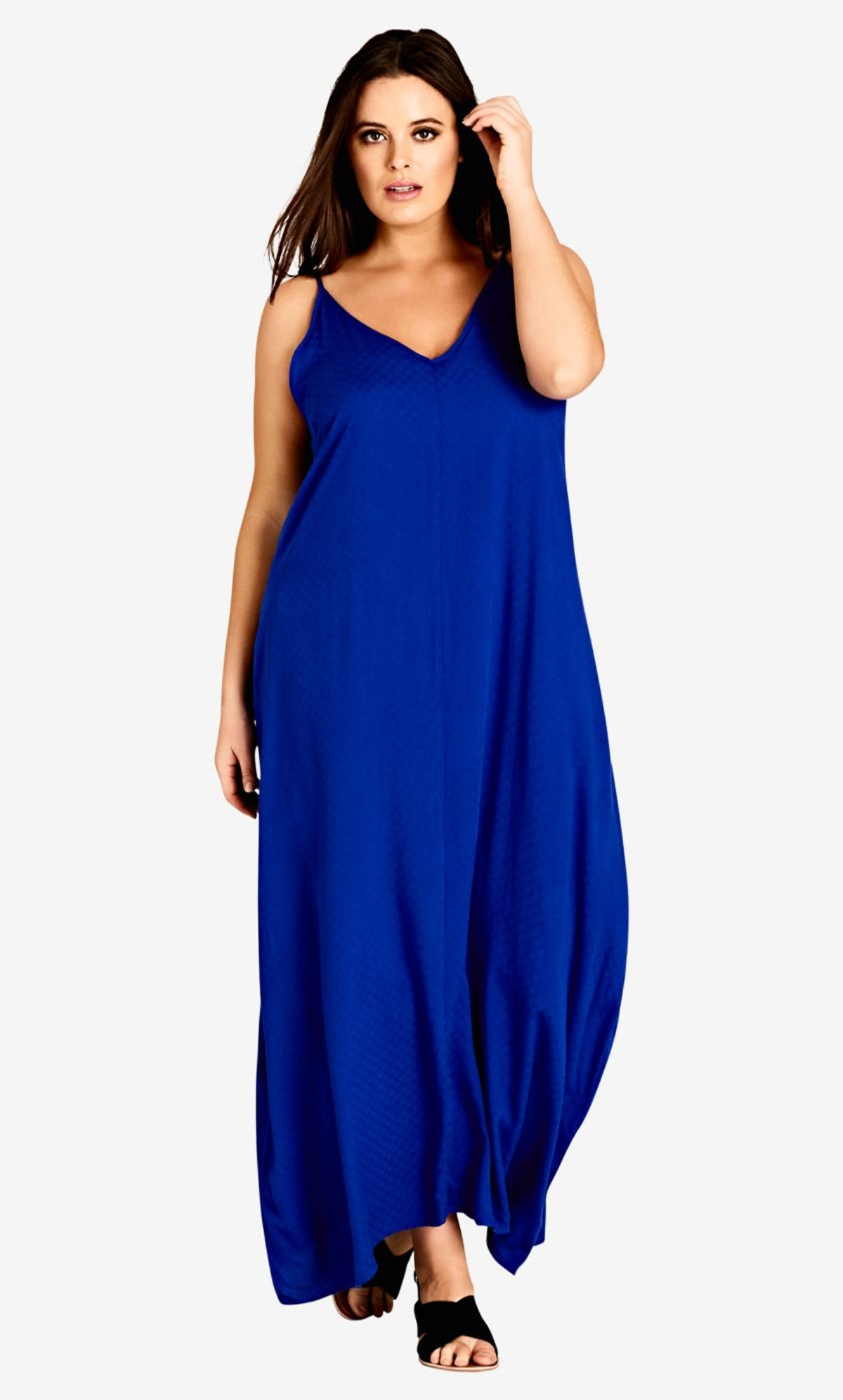 City Chic Simply Cool Dress
