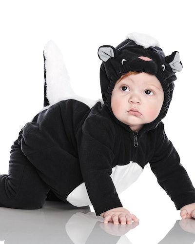 Little Skunk Halloween Costume