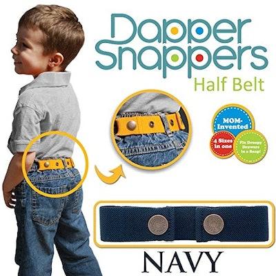 Dapper Snapper Toddler Adjustable Belt