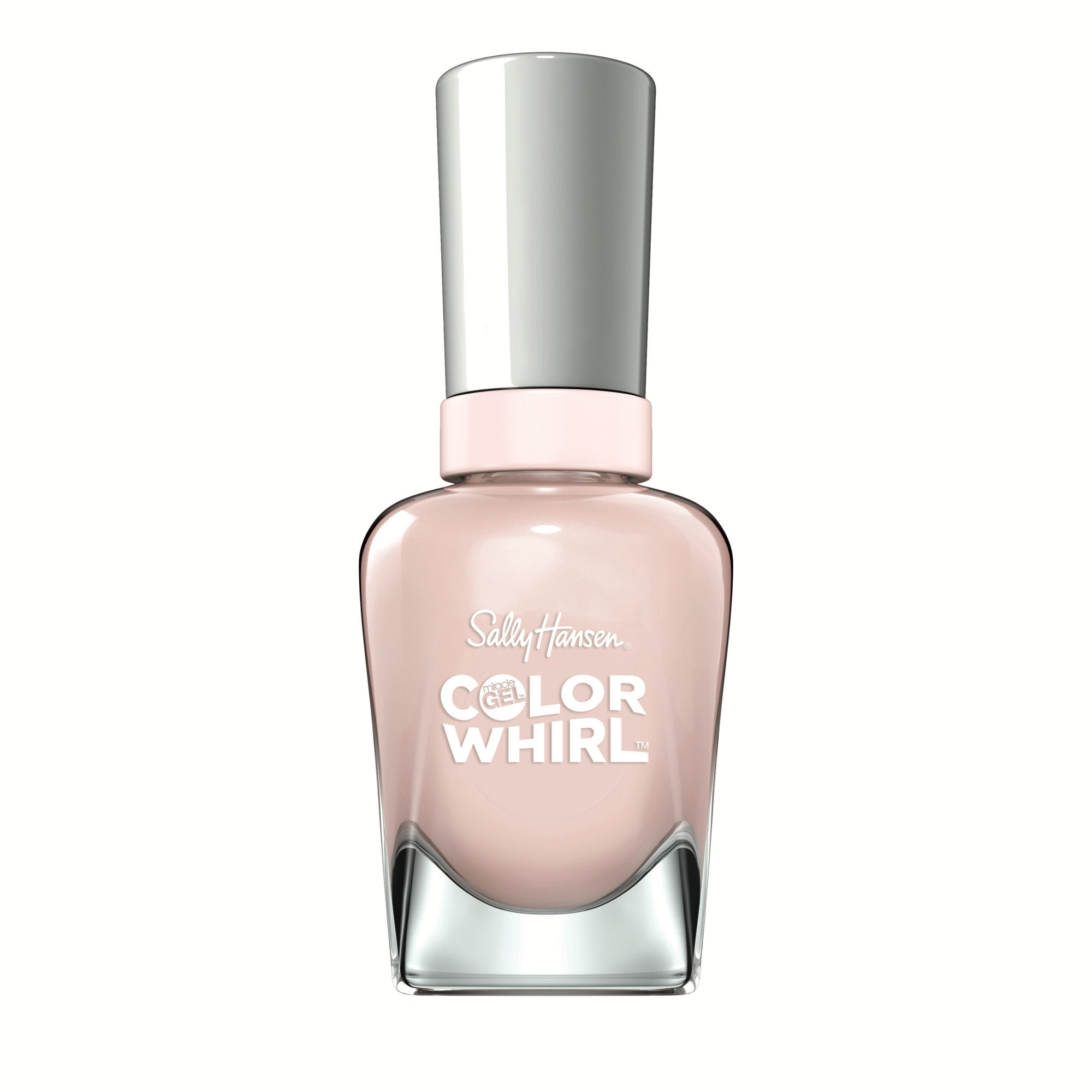 My Sally Hansen Miracle Gel Color Whirl Review Is A