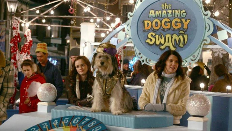 gilmore girls dog