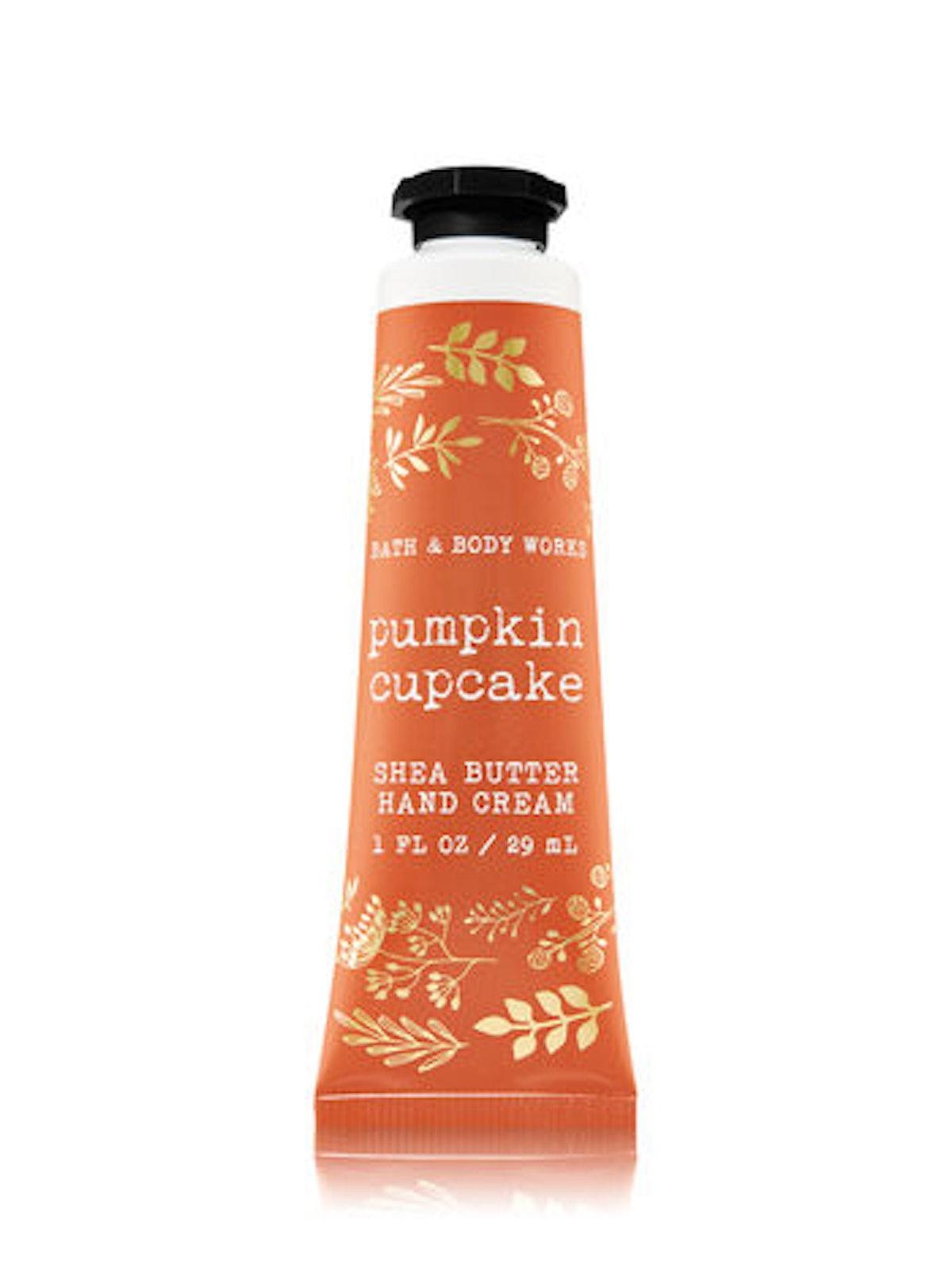 Pumpkin Cupcake Hand Cream