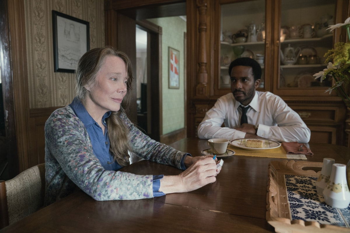 Fans Have A Mind Blowing Theory About Ruth Deaver on 'Castle Rock'