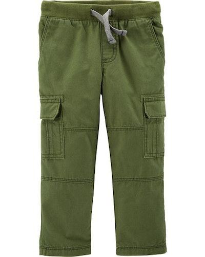 Reinforced Knee Pants
