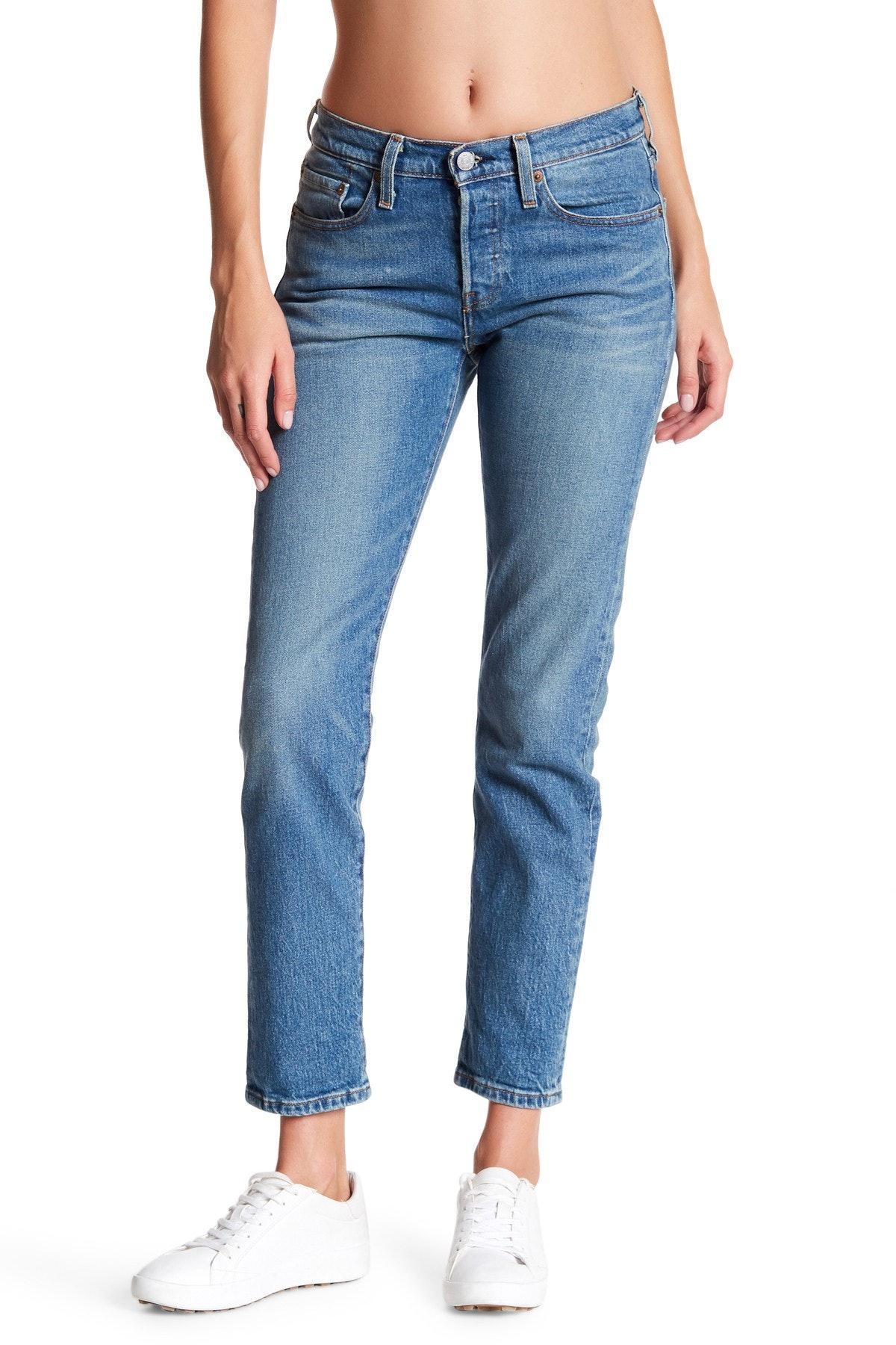 501 Taper Jeans In America Blue
