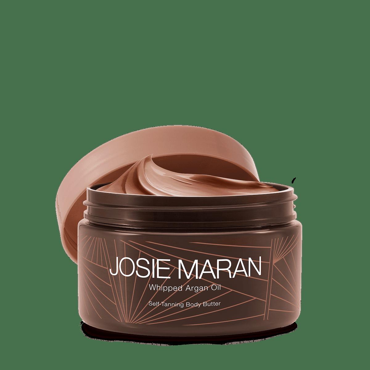 Whipped Argan Oil Self-Tanning Body Butter