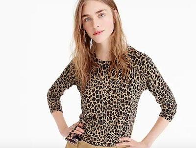 Tippi Sweater in Leopard
