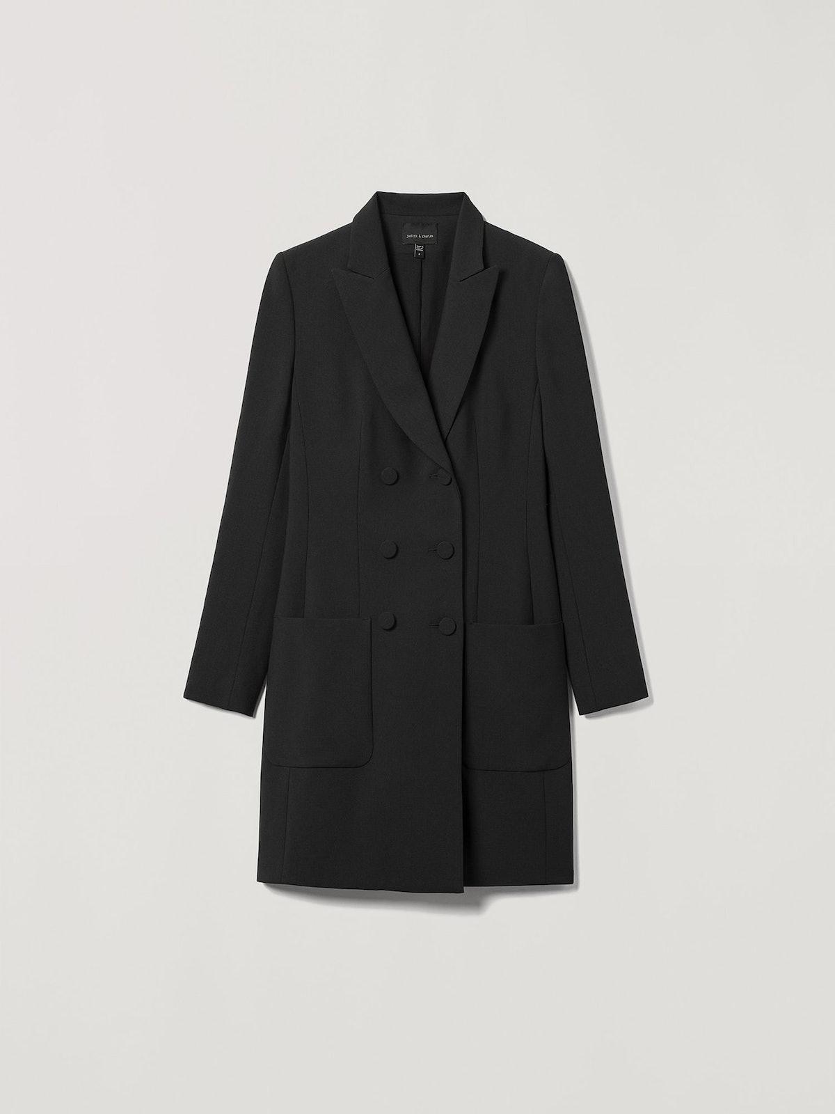 Digital Dress in Black