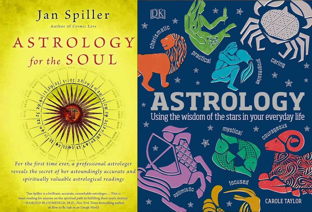 8 Books About Astrology To Read If You Want To Learn More About Reading Your Own Birth Chart