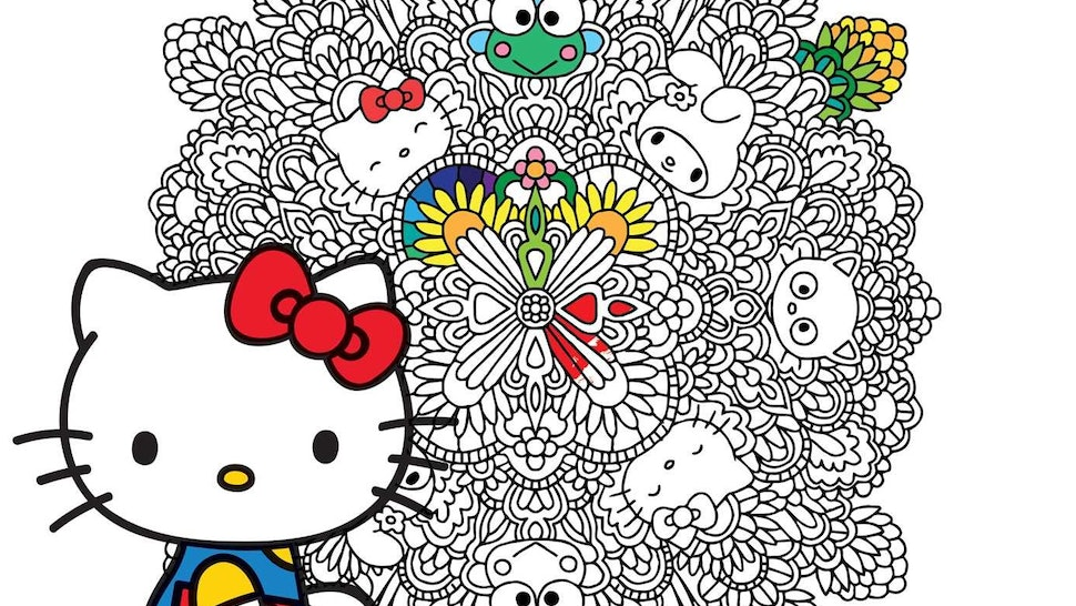 15 Coloring Books For Adults That Will Make You Seriously ...