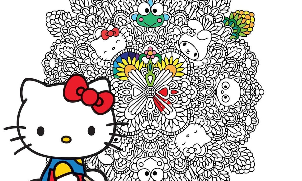 15 Coloring Books For Adults That Will Make You Seriously Nostalgic Your Childhood