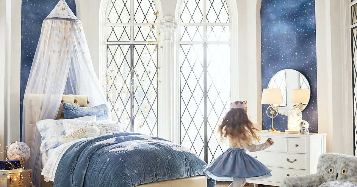 The New Harry Potter Collection At Pottery Barn Will Make