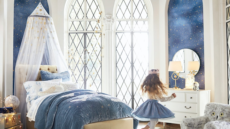 The New Harry Potter Collection At Pottery Barn Will Make Your Home More Spellbinding Than Ever