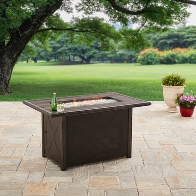 Better Homes and Gardens Rectangular Fire Pit