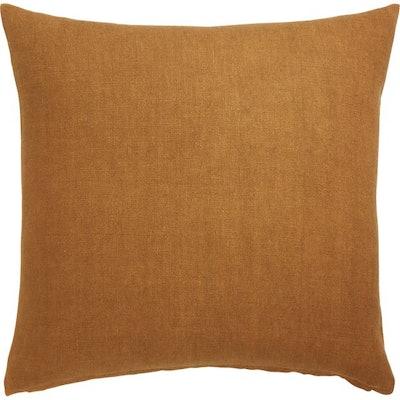 """20"""" Linon Copper Pillow"""