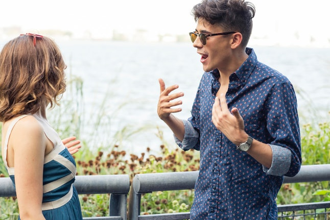 What happens if a young person takes viagra