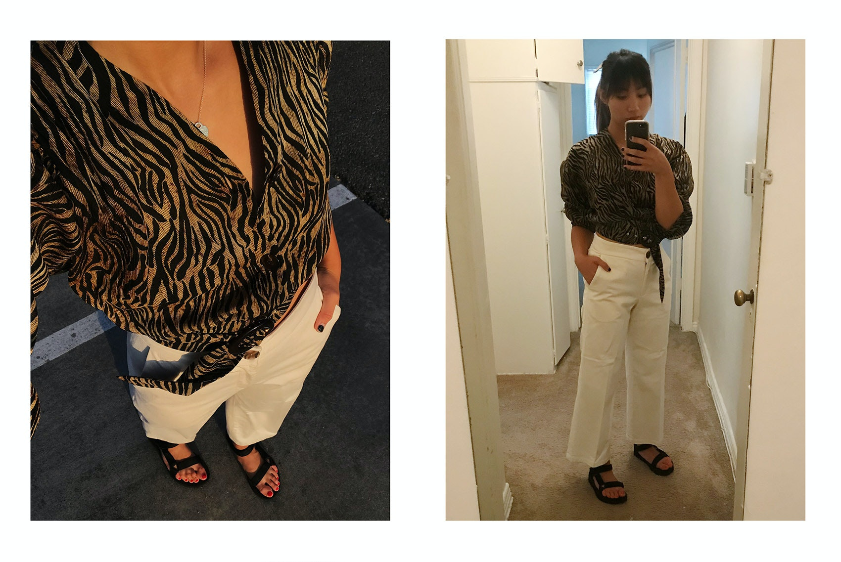 963a3f7e4122 What To Wear With Tevas To Make Them Work For Every Occasion