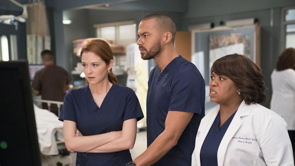 Bs To Greys Anatomy 8