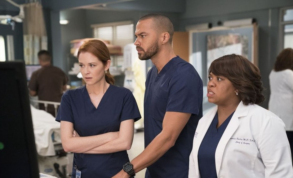 Is Jackson In Greys Anatomy Season 15 Fans Are Worried He Wont
