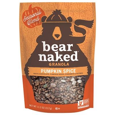 Bear Naked Granola Pumpkin Spice