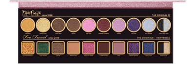 Too Faced Then & Now Eye Shadow Palette