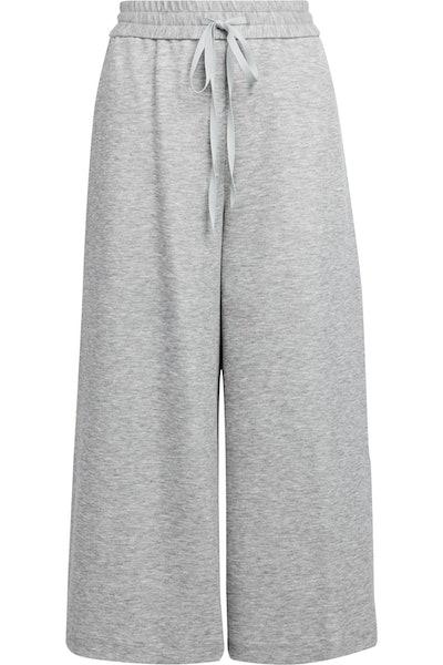 Mélange Jersey Culottes
