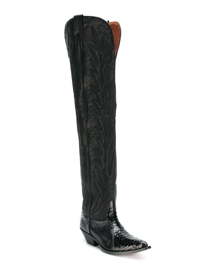Sonora Cowboy-Style Boots