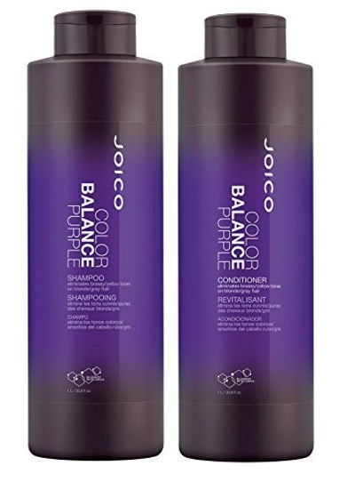 Joico Color Balance Purple Shampoo And Conditioner Set